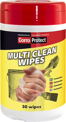 CorroProtect Multi Clean Wipes