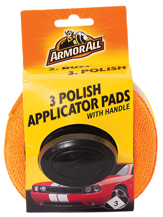 Armor All  Applicator Pads With Handle