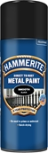Hammerite Glatt Finish Svart Spray