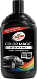 Turtle Wax Color Magic Jet Black