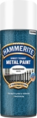 Hammerite Hammerslag Finish Hvit Spray