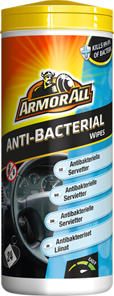 Armor All Antibacterial Wipes