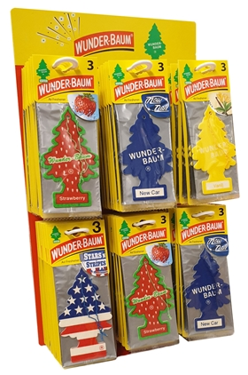 Wunder-Baum Mix Display 3pack