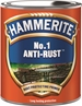 Hammerite No.1 Anti-Rust 250ml