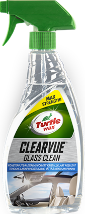 Turtle Wax ClearVue Glass Cleaner