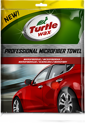 Turtle Wax Professional Microfiber Towel